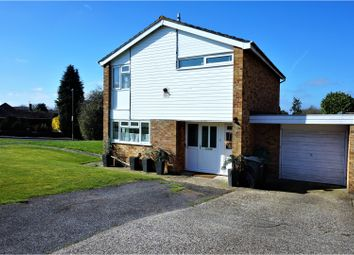 Thumbnail 3 bed detached house for sale in Coniston Road, Basingstoke