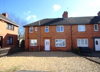 Thumbnail 3 bedroom end terrace house for sale in Cardigan Place, Kettering