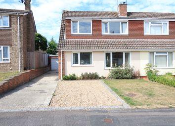 Thumbnail 3 bed semi-detached house to rent in Lightsfield, Oakley, Basingstoke