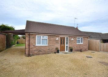Thumbnail 2 bed detached bungalow for sale in Jubilee Hall Lane, Gayton, King's Lynn