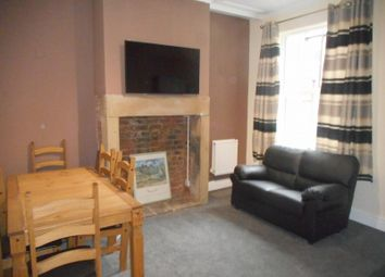 Thumbnail 6 bed terraced house to rent in Plungington Road, Fulwood, Preston