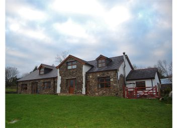 Thumbnail 5 bed detached house for sale in Saron Road, Capel Hendre, Ammanford