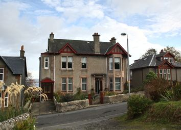 Thumbnail 4 bed flat for sale in 11 Ardmory Road, Rothesay, Isle Of Bute