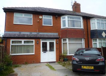 Thumbnail 4 bed detached house to rent in Shelley Road, Manchester