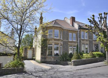 Thumbnail Semi-detached house for sale in Broadway Road, Bishopston, Bristol