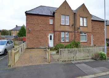Thumbnail 2 bed flat for sale in Hill Avenue, Dumfries, Dumfries And Galloway