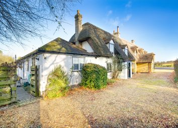 Thumbnail 4 bed cottage for sale in Ermine Way, Arrington, Royston