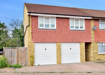 Thumbnail 2 bed maisonette for sale in Whimbrel Close, Sittingbourne, Kent