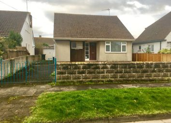 Thumbnail 3 bed detached bungalow to rent in Elm Tree Road, Locking, Weston-Super-Mare