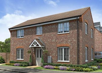 "Thumbnail 4 bed detached house for sale in ""Kentdale - Plot 229 "" at Musselburgh Way, Bourne"