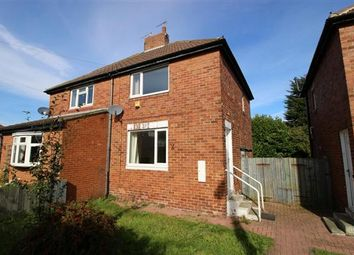 Thumbnail 2 bedroom semi-detached house to rent in Grasmere Terrace, South Hetton, Houghton Le Spring