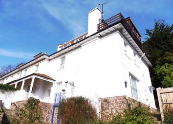 Thumbnail 2 bedroom flat to rent in St. Michaels Road, Minehead