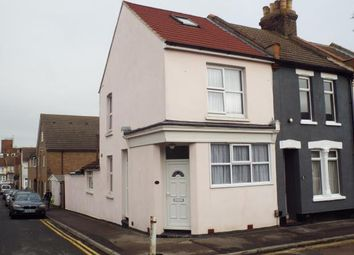 Thumbnail 2 bed end terrace house for sale in Queen Street, Rochester, Kent