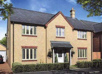 Thumbnail 4 bed detached house for sale in West Road, Bourne