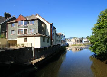 Thumbnail 1 bed flat for sale in Riverside Lodge, Station Road, Keswick