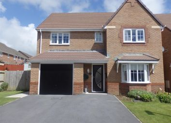 Thumbnail 4 bedroom detached house for sale in Bryn Uchaf, Bryn, Llanelli