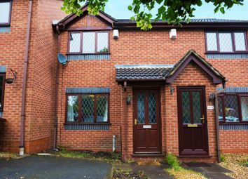 Thumbnail 2 bedroom terraced house to rent in Sandpiper Close, Hednesford, Cannock