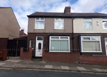 Thumbnail 3 bed semi-detached house for sale in Mostyn Street, Wallasey