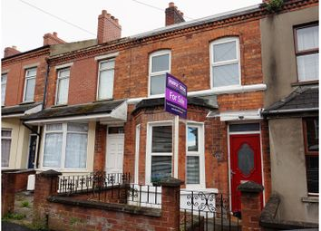 Thumbnail 3 bedroom terraced house for sale in Donnybrook Street, Belfast