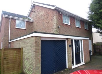 Thumbnail 4 bed detached house for sale in Whittlebury Close, Kingsthorpe, Northampton