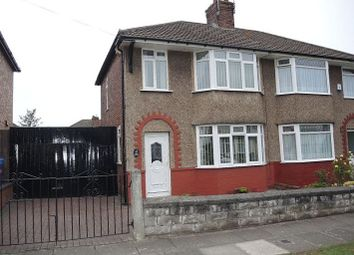 Thumbnail 3 bed semi-detached house for sale in Kingscourt Road, West Derby, Liverpool