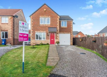 Thumbnail 4 bed detached house for sale in Kirker Close, Goldthorpe, Rotherham