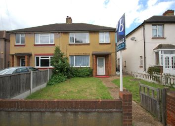 Thumbnail 3 bed semi-detached house for sale in Bevan Way, Hornchurch