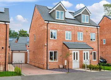 Thumbnail 3 bed semi-detached house for sale in Brookwood Way, Buckshaw Village, Chorley
