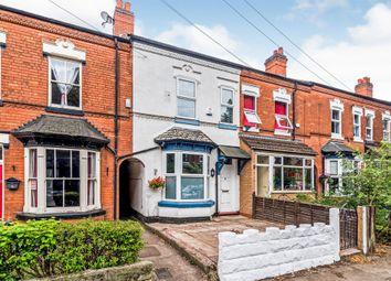 Thumbnail 2 bed terraced house for sale in Somerset Road, Erdington, Birmingham