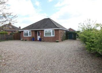 Thumbnail 4 bed detached bungalow for sale in Stalham Road, Hoveton, Norwich
