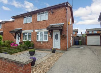Thumbnail 2 bed semi-detached house to rent in Coniscliffe Place, Sunderland