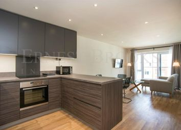 Thumbnail 3 bed flat for sale in Sterling Apartments, Beaufort Park, Colindale