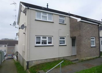 Thumbnail 2 bed flat to rent in Trelevern Road, Bude, Cornwall