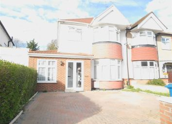 Thumbnail 4 bed semi-detached house for sale in Chester Drive, North Harrow, Harrow