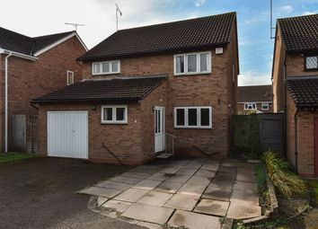 Thumbnail 4 bed detached house for sale in The Furrows, Stoke Heath, Bromsgrove