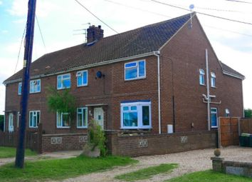 Thumbnail 5 bedroom semi-detached house for sale in Oxwick Road, Horningtoft, Dereham, Norfolk