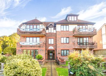 Thumbnail 2 bed flat for sale in Kings Chase View, The Ridgeway, Enfield
