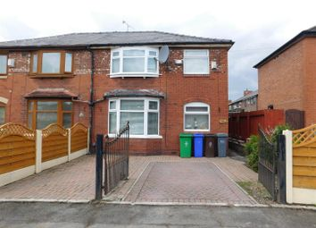 Thumbnail 3 bed semi-detached house for sale in Broadway, Manchester
