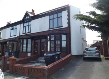 Thumbnail 5 bed end terrace house for sale in Gloucester Avenue, Blackpool, Lancashire