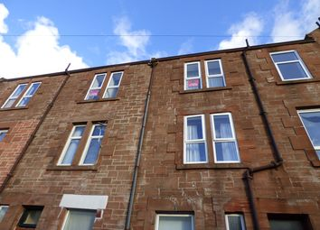 Thumbnail 1 bed flat for sale in Kirkwood Place, Girvan