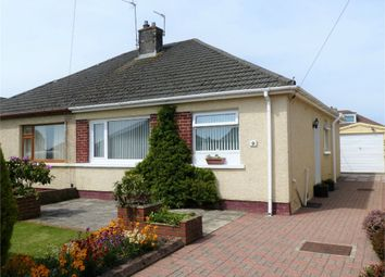 Thumbnail 2 bedroom semi-detached bungalow for sale in Browning Close, Bridgend, Bridgend, Mid Glamorgan