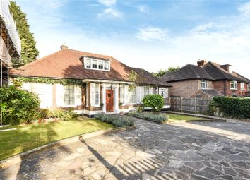 Thumbnail 4 bed detached bungalow for sale in Bellfield Avenue, Harrow, Middlesex