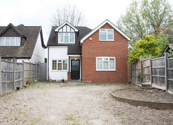 Thumbnail 4 bed detached house to rent in Herkomer Road, Bushey