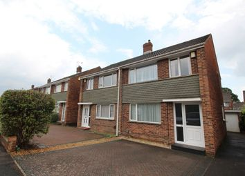 Thumbnail 3 bed semi-detached house to rent in Tenterton Avenue, Southampton