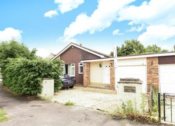 Thumbnail 3 bed detached bungalow for sale in Hunters Field, Stanford In The Vale, Faringdon