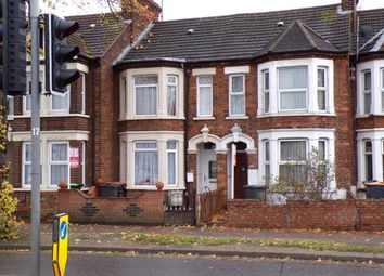 Thumbnail 3 bedroom terraced house for sale in Ampthill Road, Bedford, Bedfordshire, .