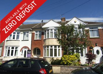Thumbnail 3 bedroom terraced house to rent in Hill Park Road, Gosport