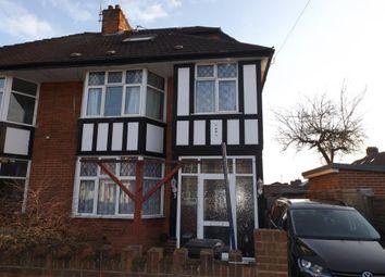 Thumbnail 4 bed semi-detached house to rent in Ellis Avenue, Slough