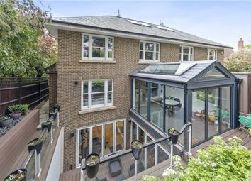 Thumbnail 6 bed semi-detached house to rent in Seymour Road, Wimbledon