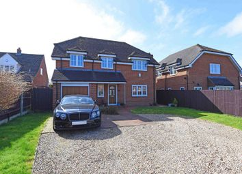 Thumbnail 4 bedroom detached house for sale in Pack Lane, Basingstoke